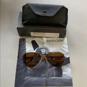 Randolph engineer sunglasses